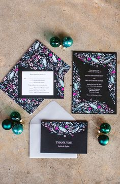 Mod + Bright Christmas Inspiration  - www.theperfectpalette.com - Izzy Hudgins Photography, French Knot Studios