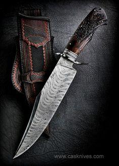 New Ranger Bowie | CAS Knives - cuchillos artesanales