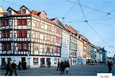 Erfurt V by Sabine Scheller, via 500px