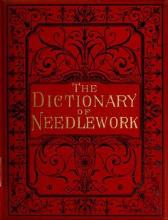 dictionary of embroidery stitches pdf