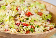 Columbia Restaurant Ybor City, St.Augustine, in Florida 1905 Salad Recipe | SAVEUR My favorite salad of all!
