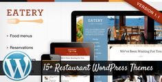 15  Restaurant WordPress Themes