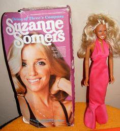 "Vintage 1978 Suzanne Somers ""Chrissy"" Doll - Three's Company MEGO #76300   eBay"
