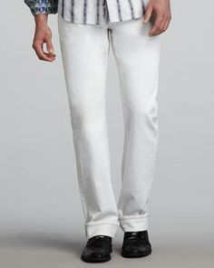 Basic denim is fine for men with basic styles, but you need something more-and that's just what these Robert Graham jeans deliver. Their premium denim construction is packed with signature. More Details Robert Graham, Basic Style, Construction, Suits, Denim, Jeans, Fashion, Building, Moda