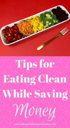 Tips for Eating Clean While Saving Money: #MyHannafordRewards #CleanEating #SavingMoney #Ad | Grocery Shopping on a Budget