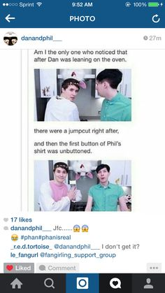 PHAN IS REAL