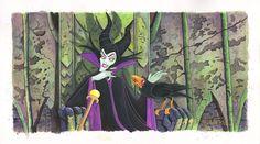 Disney Archives - The Incredible Art Gallery Walt Disney Pixar, Disney Live, Disney Marvel, Disney And Dreamworks, Dreamworks Movies, Maleficent Art, Sleeping Beauty Maleficent, Disney Sleeping Beauty, Disney Fine Art