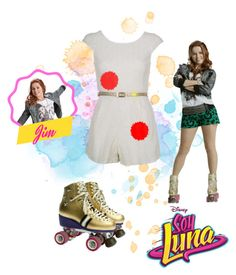 """soy luna"" by maria-look on Polyvore"