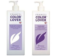 Framesi Color Lover Volume Boost Shampoo and Conditioner 33.8 Oz * Read more  at the image link.
