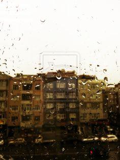 rain istanbul by siLverGraphic8.deviantart.com on @deviantART