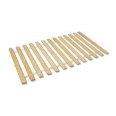 These full-size bed slats can provide extra support for your sleeping needs! They lay on your bed frame, underneath your box spring and mattress, and are held together with the above materials to help keep the slats in position. Mattress Springs, Bed Mattress, Solid Pine, Solid Wood, Wooden Bed Slats, Pine Beds, Acme Furniture, Bedroom Accessories, Double Beds