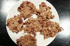"Trail Mix healthy ""cookies"""