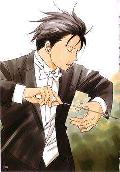 Nodame Cantabile - Chiaki Shinichi