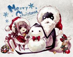 「Deemo& Girl !merry christmas !!!」/「硝子」のイラスト [pixiv]