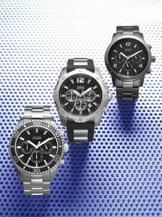 Gifts for Dad: Just in Ttime. GUESS Watches BUY NOW!