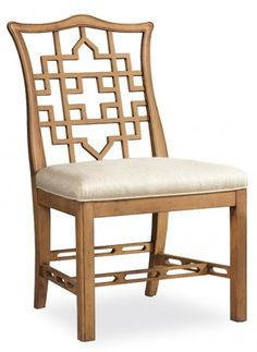 Hickory White  79164Cm Side Chair  Chinoiserie  Pinterest Enchanting Hickory Dining Room Chairs Inspiration
