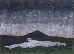 Neil Welliver (1929 - 1955). #art