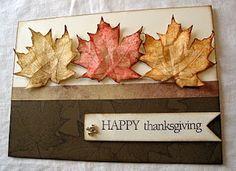 Autumn/Thanksgiving card