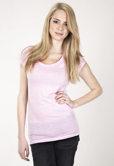 """Ladies scoop neck short sleeve. www.jsapparel.net Enter special code """" JSFRIENDS """" and get 20% off on purchase. Limited time only. All JS product made in USA."""