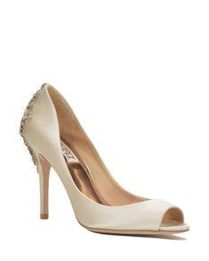 NILLA by Badgley Mischka James Ciccotti Bridal Shoes & Accessories