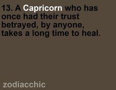 Capricorn.....oh, so true....
