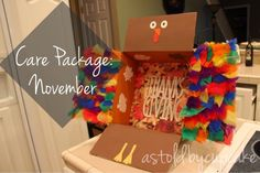 Care Package: November | Turkey Box | Thanksgiving Feast | Deployment | Deployed at Thanksgiving | Marine Life | Marine Corps | Marine Wife | Lifestyle Blog | November Care Package