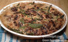 Grain Free Green Bean Casserole