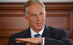 Hand in the pot like always. Peace process, faith foundation and involvement with this. Characteristics of the AC. Tony Blair hints at role as Brexit negotiator in EU talks that will require 'serious statesmanship'