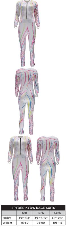Other Downhill Skiing 1302: Spyder World Cup Gs Ski Racing Suit – Kid S 14-16 Lindsey Vonn Edition -> BUY IT NOW ONLY: $375 on eBay!