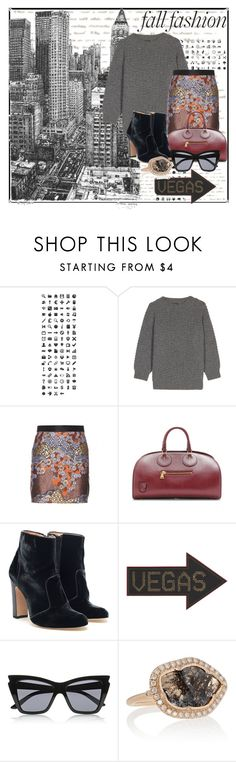 """""""To You"""" by hind-6 ❤ liked on Polyvore featuring Savant, Marc Jacobs, Proenza Schouler, Bionda Castana, Le Specs and BROOKE GREGSON"""