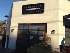 Plan Check Restaurant in Los Angeles, California.