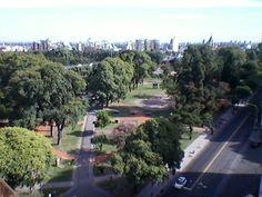 Parque Chacabuco.