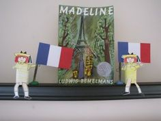 Madeline by Ludwig Bemelmans. Lots of activities to go along with the classic book.