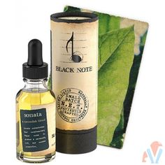 Black Note's Sonata E-Liquid Flavour For Vaping