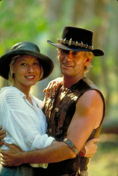 Crocodile Dundee 2 -- Excellent Movie -- (BOTH of them!:)