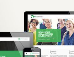 """Check out new work on my @Behance portfolio: """"WIN Strategies Website Design and Branding"""" http://on.be.net/1tTNt3r"""