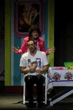 Lisa Angelillo (Cinzia) e Gianluca Roncari (Gabri)
