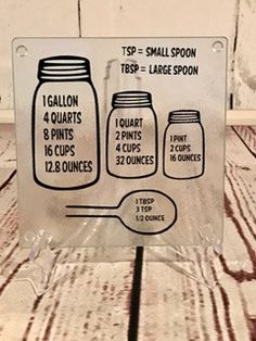 Glass Cutting Board Kitchen Measurements by GrayBarnCreations