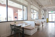 Café Gratitude/Venice   Wendy Haworth Design Studio #restaurant #design