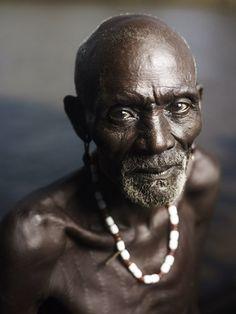 Portrait of Balo Eryama, the chief of the Daasanach tribe ©Joey L.