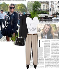 """""""Magic is believing in yourself. if you can do that, you can make anything happen."""" by dora-hegyes ❤ liked on Polyvore"""