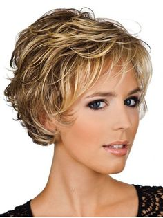 SKU:jw01011; Material:Remy Human Hair; Cap Construction:Capless; Cap Construction:Capless; Length:Short; Hair Style:Wavy;
