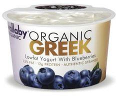 Greek Lowfat Blueberry