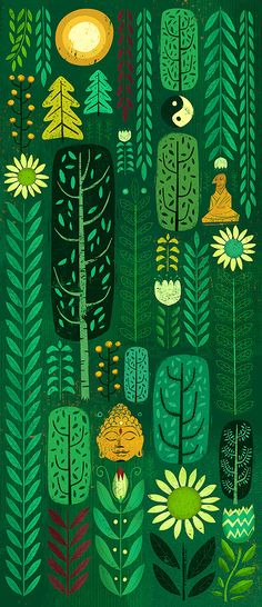 Peter Donnelly is an award winning illustrator from Ireland. He has a distinctive style influenced by a love for mid century design, folk art and vintage print. His work is used extensively throughout advertising, packaging and children's books.
