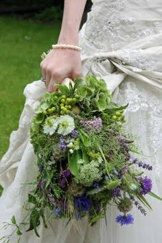 Image result for wedding bouquet herbal