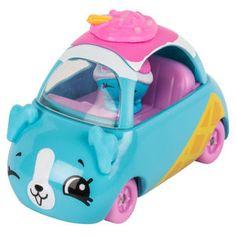 Shopkins Series 1 Cutie Car - Sundae Scooter