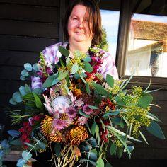 Weddings Floral Wreath, Bouquet, Barn, Wreaths, Weddings, Bride, Flowers, Home Decor, Wedding Bride