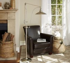 Fillmore sectional floor lamp potterybarn 278 68w x 16 d x 81 h fillmore sectional floor lamp potterybarn 278 68w x 16 d x 81 h i like it but i think it sticks out too much and you will walk aloadofball Image collections