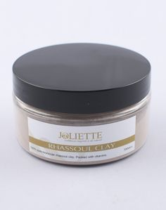 Rhassoul Clay by Joliette 200g