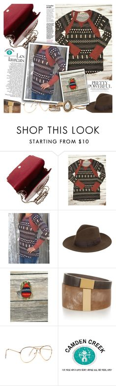 """""""Long Sleeve Blouse"""" by vanjazivadinovic ❤ liked on Polyvore featuring Yves Saint Laurent, Isabel Marant, 12PM by Mon Ami, polyvoreeditorial and camdencreek"""